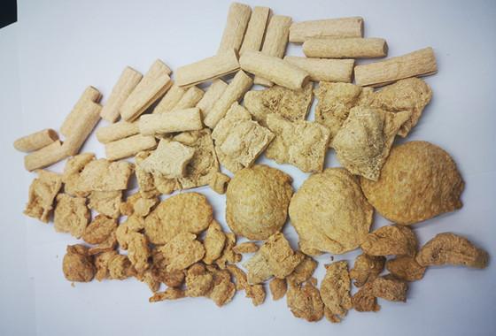 Sistema de producción de proteína vegetal texturizada